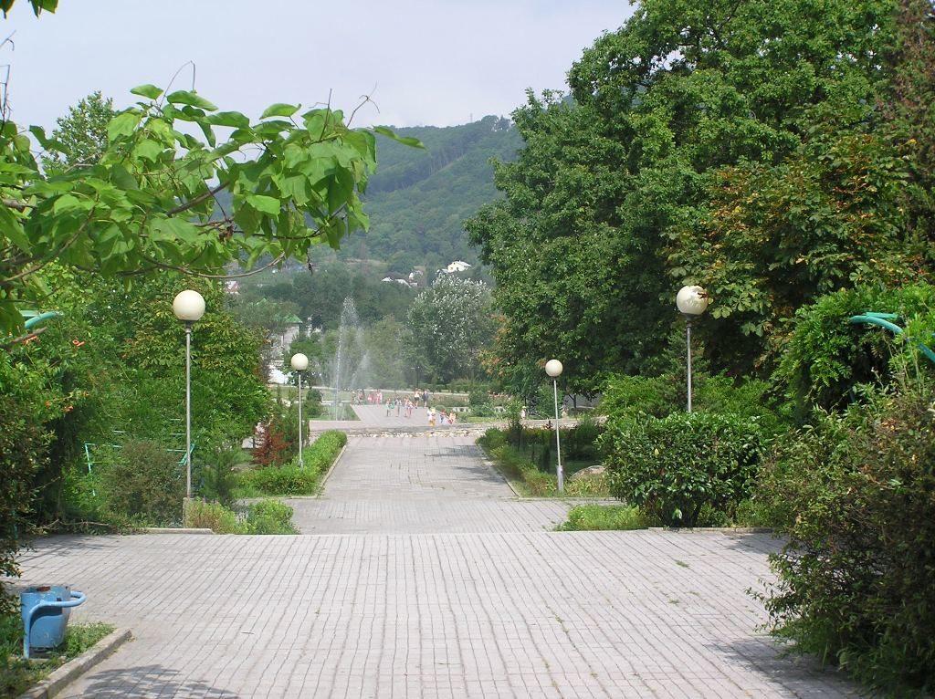 Санаторно-оздоровительный комплекс «Золотой колос»
