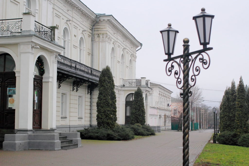 «Обзорная экскурсия по Новочеркасску»