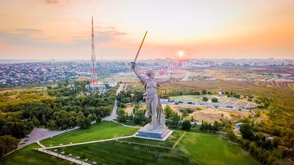 Город герой-Волгоград  3х-дневный тур из Новочеркасска