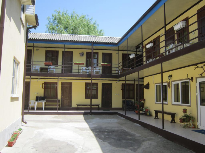 Гостевой дом в центре пос. Джубга