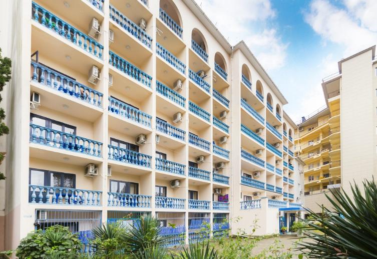 Курортный комплекс «Морская звезда»