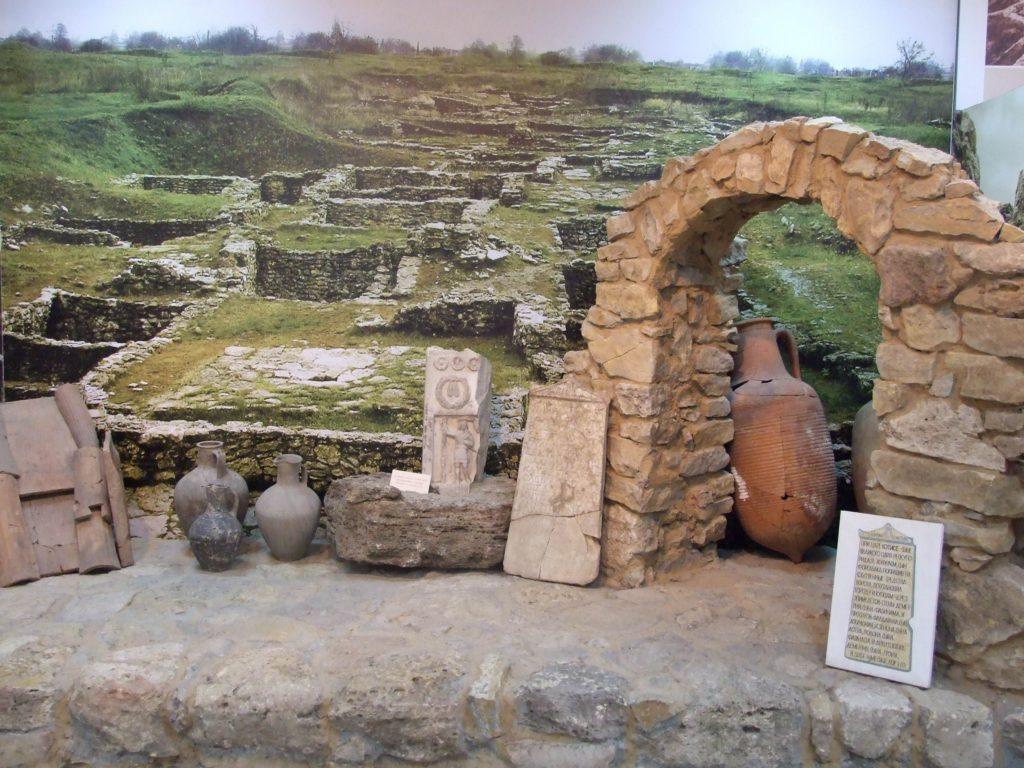 Танаис. «Музей под открытым небом»