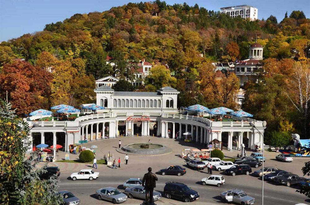 Кисловодск — сказка Кавказа