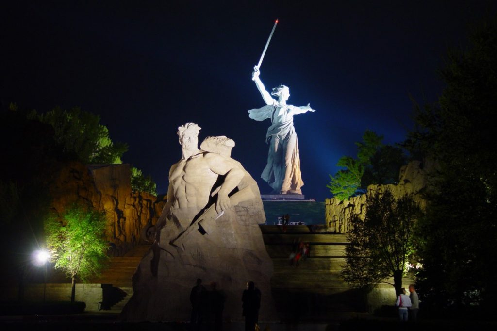 Город герой-Волгоград  2х-дневный тур из Новочеркасска