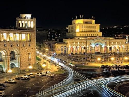 Незабываемая Армения.