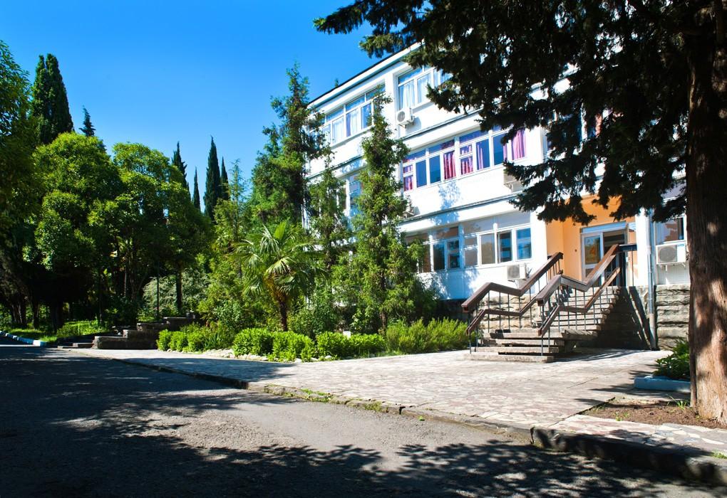 Санаторий «Лазаревское»