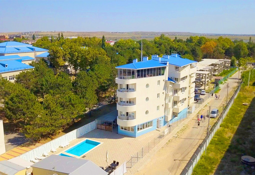 Отель «Робинзон»