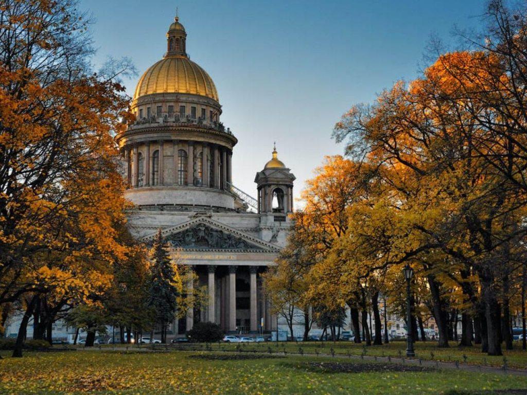 Тур «Санкт-Петербург собирает друзей!»