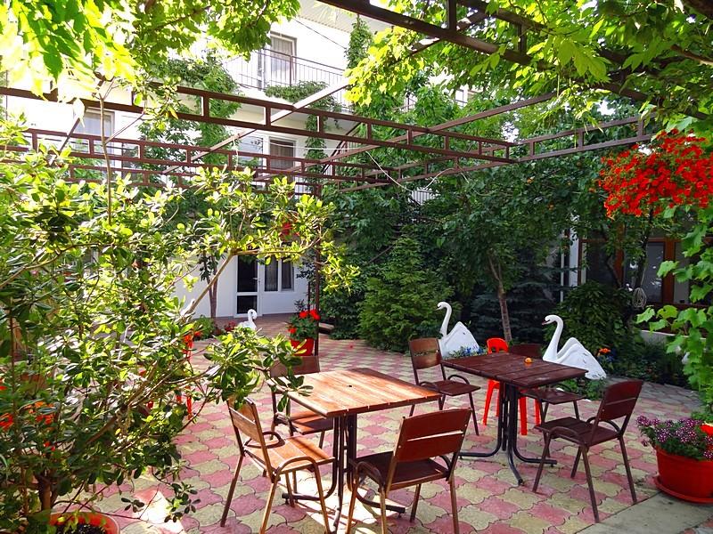 Гостевой дом «Зеленый дворик» на ул. Новая