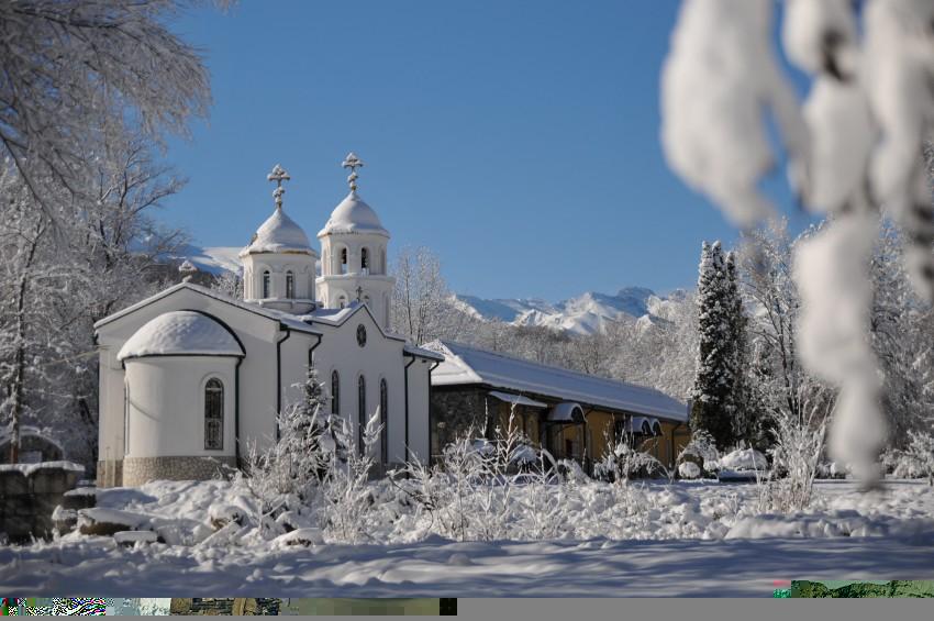 «Там где парят орлы!» Ингушетия + Северная Осетия.