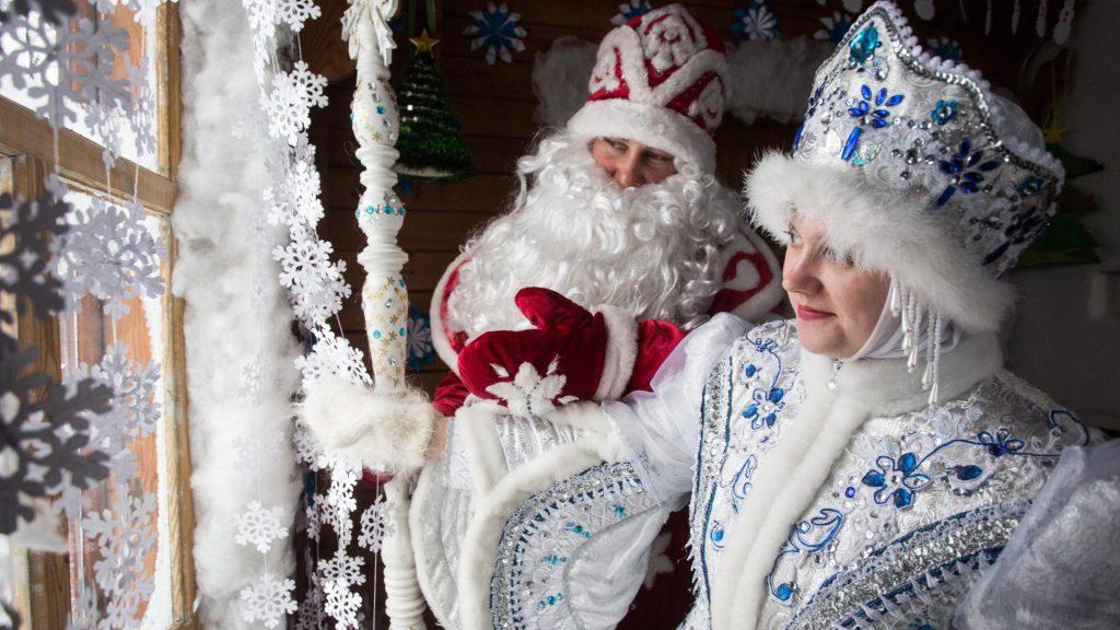 Адыгея «Новый год и рождество 2020»