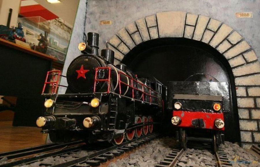 «Детская железная дорога»